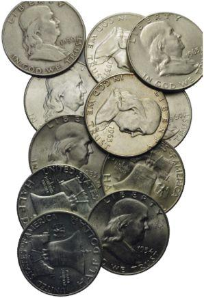 CoinArchives.com Search Results : franklin