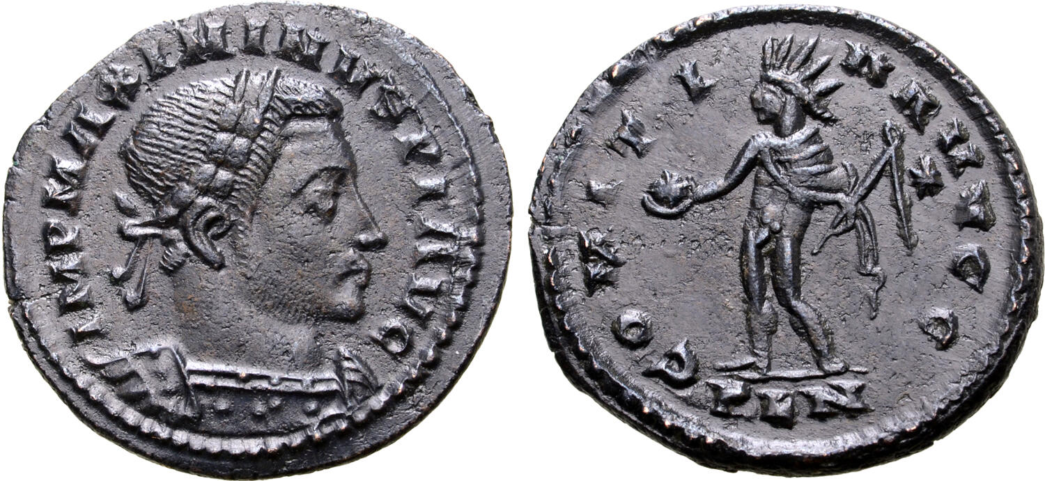 CoinArchives.com Search Results : Maximinus I