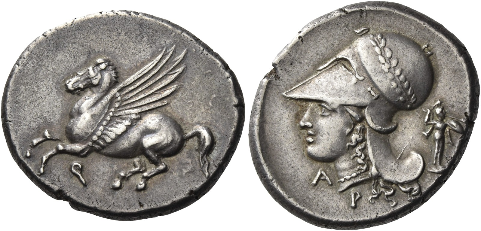 CoinArchives.com Search Results : pamphylia