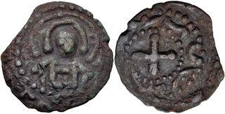 Crusader States Bohemond Iii Billon Denier Coin Sale Price 1163 Principality Of Antioch