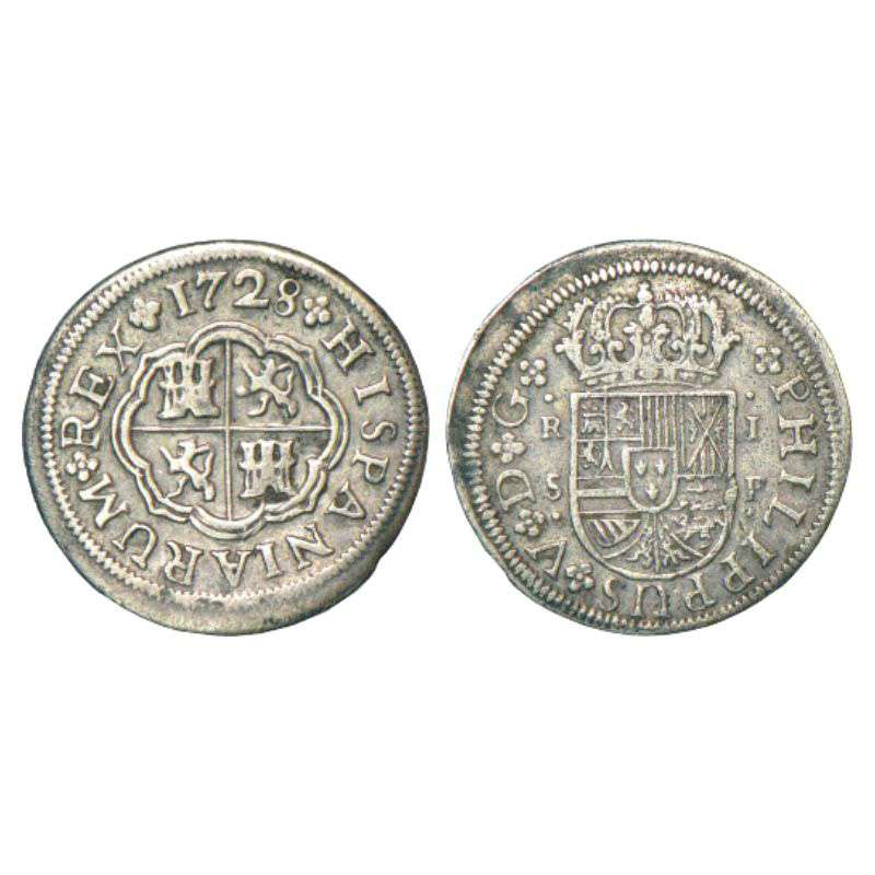 foto de CoinArchives.com Search Results : philipp V, Spain