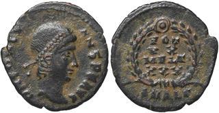 Greek (450 Bc-100 Ad) Coins & Paper Money Griechen Phoenicia Sidon Traianus 98-117 Tyche Prozessionswagen Astarte Rrr