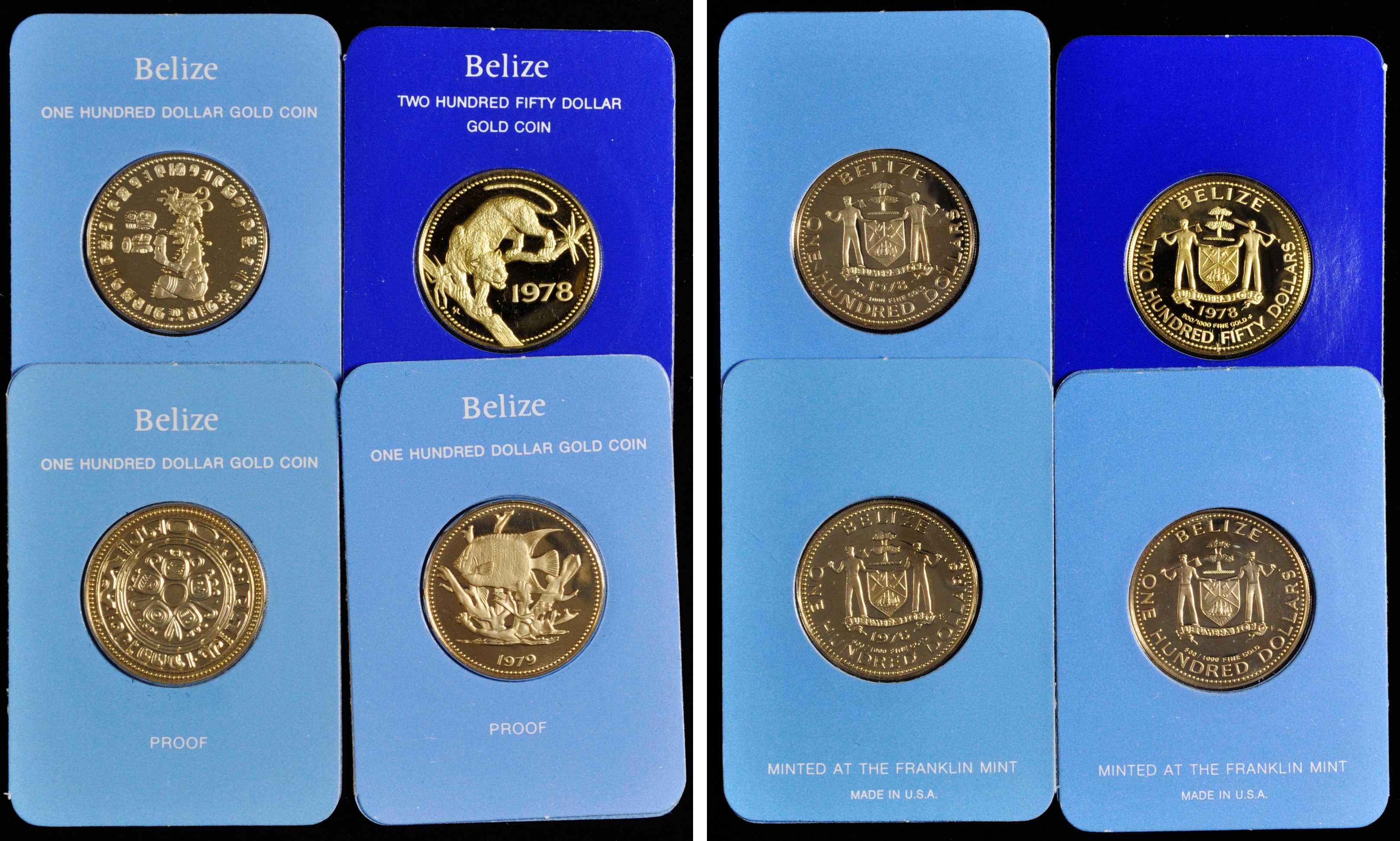 NICE!!! Premium Quality Set 1976 Australian RAM PROOF COIN SET