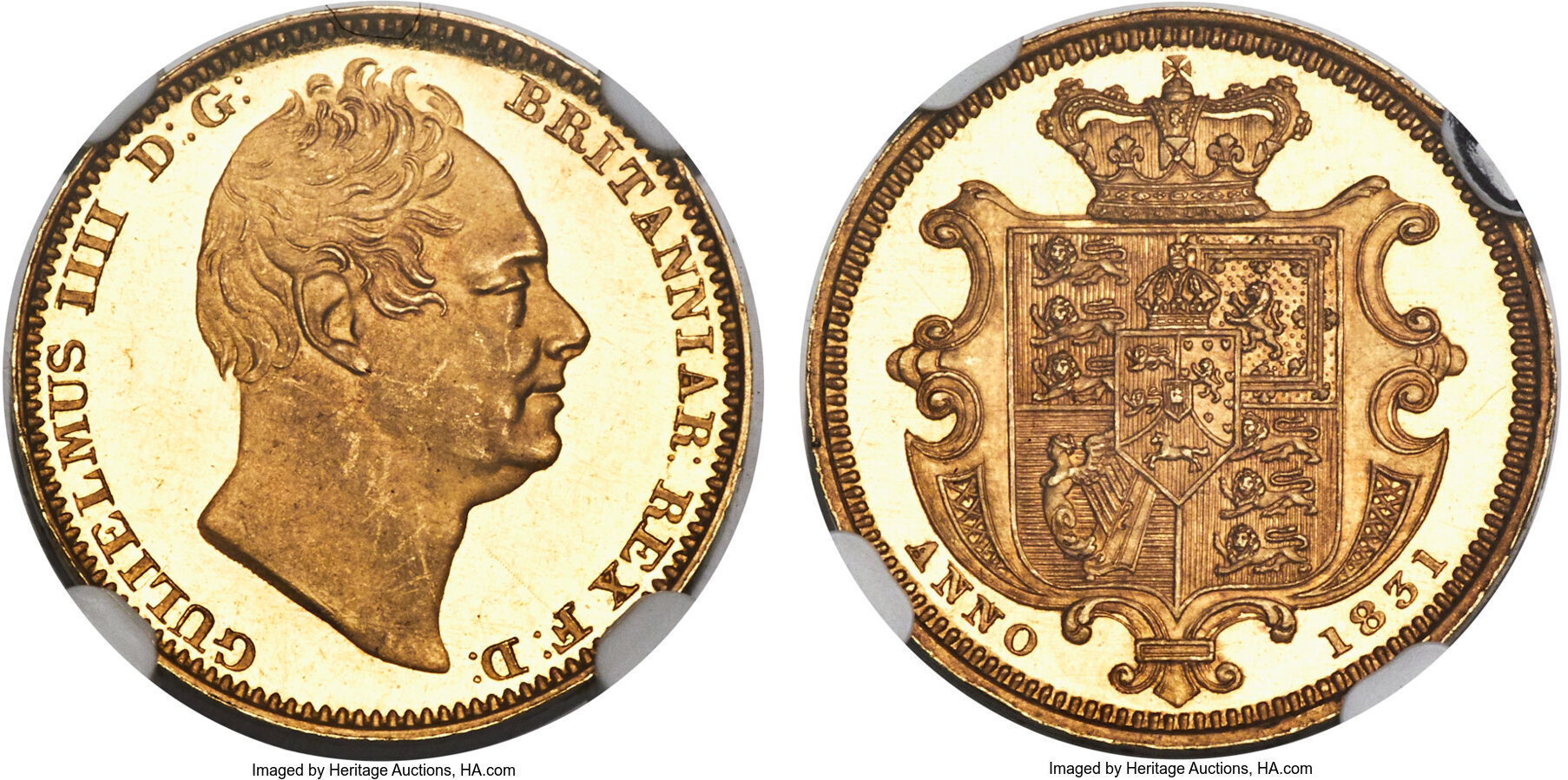 heritage coin archives