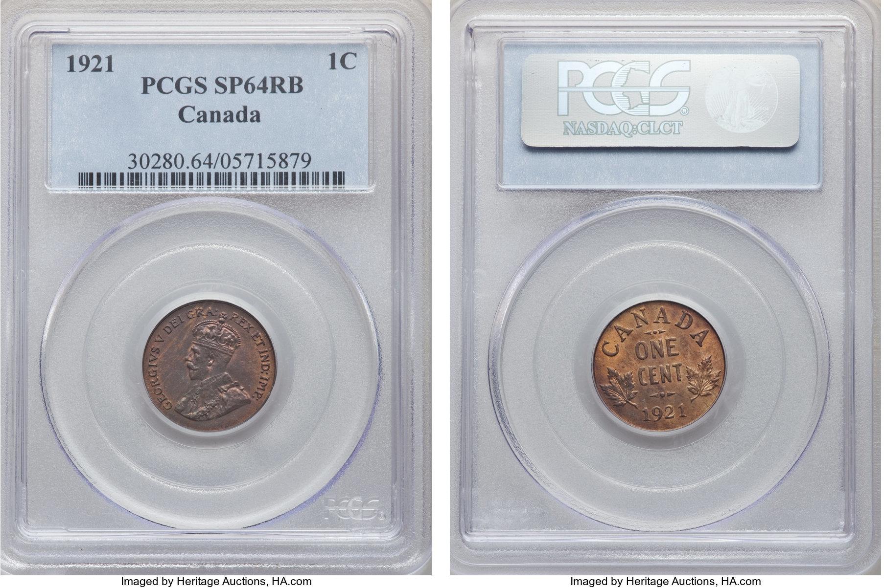 Canada 1977 Queen Elizabeth II/'s Accession Gem Specimen Silver Dollar!!