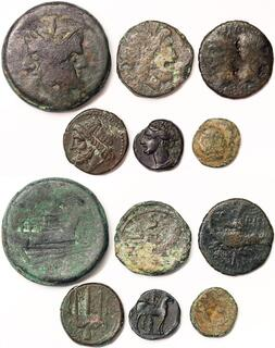 VERY Nice MIX LOT OF 12 AE ANCIENT /& ROMAN COINS AND ALWAYS BONUS COINS ADDED