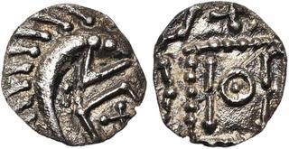 1163 Principality Of Antioch Bohemond Iii Crusader States Billon Denier Coin Sale Price