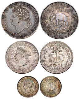 CoinArchives com Search Results : HANOVER  Victoria  1837-1901  AR