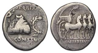 Coins: Ancient Roman: Imperial (27 Bc-476 Ad) Ancient Rome Constantius Ii 337-361 Ad Nikomedia Maiorina Soldier/spear/horseman Attractive And Durable