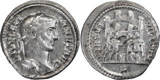 c42 Ancient Roman Billon Antoninianus Salonina 254-268