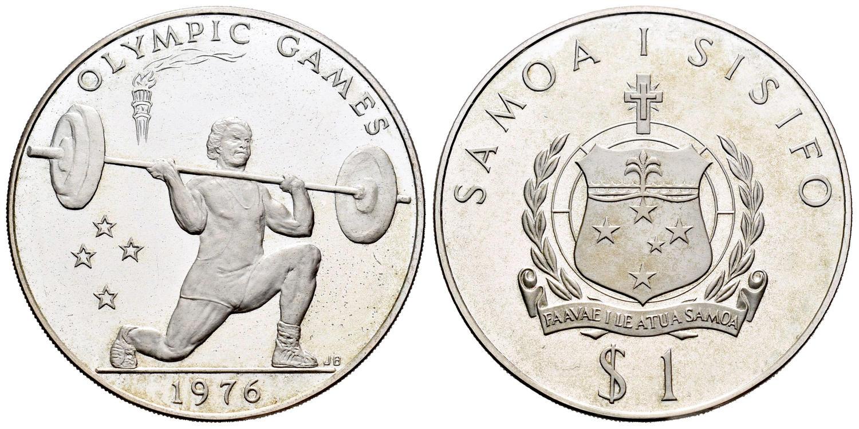 ND 1976  $1.00 SINGAPORE  P 9