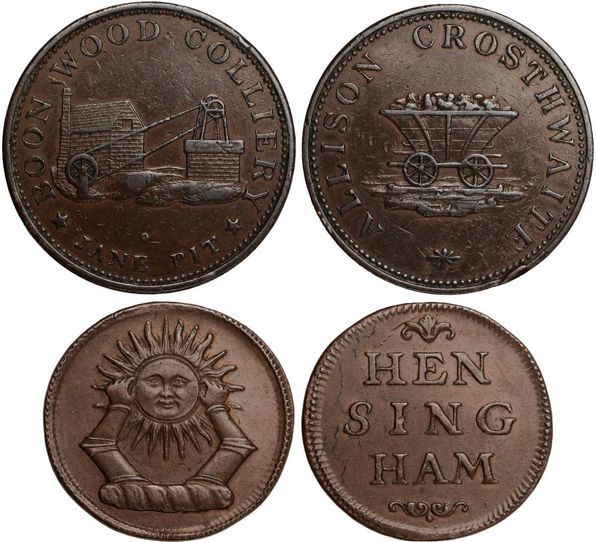 2003 Korean War One Dollar $1 Four Mintmarks /'C M B S/' UNC Coin
