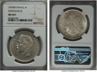 Coinarchivescom Search Results Napoleon Iii