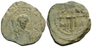 Principality Of Antioch Crusader States Bohemond Iii Billon Denier Coin Sale Price 1163