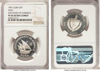 AMERICA EVANGELIZATION KM# 235 coin SILVER Comm UNC VATICAN 500 LIRE 1992