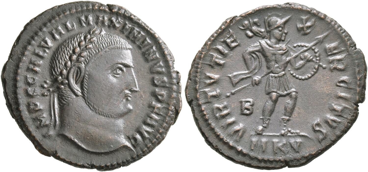 CoinArchives.com Search Results : Maximinus II