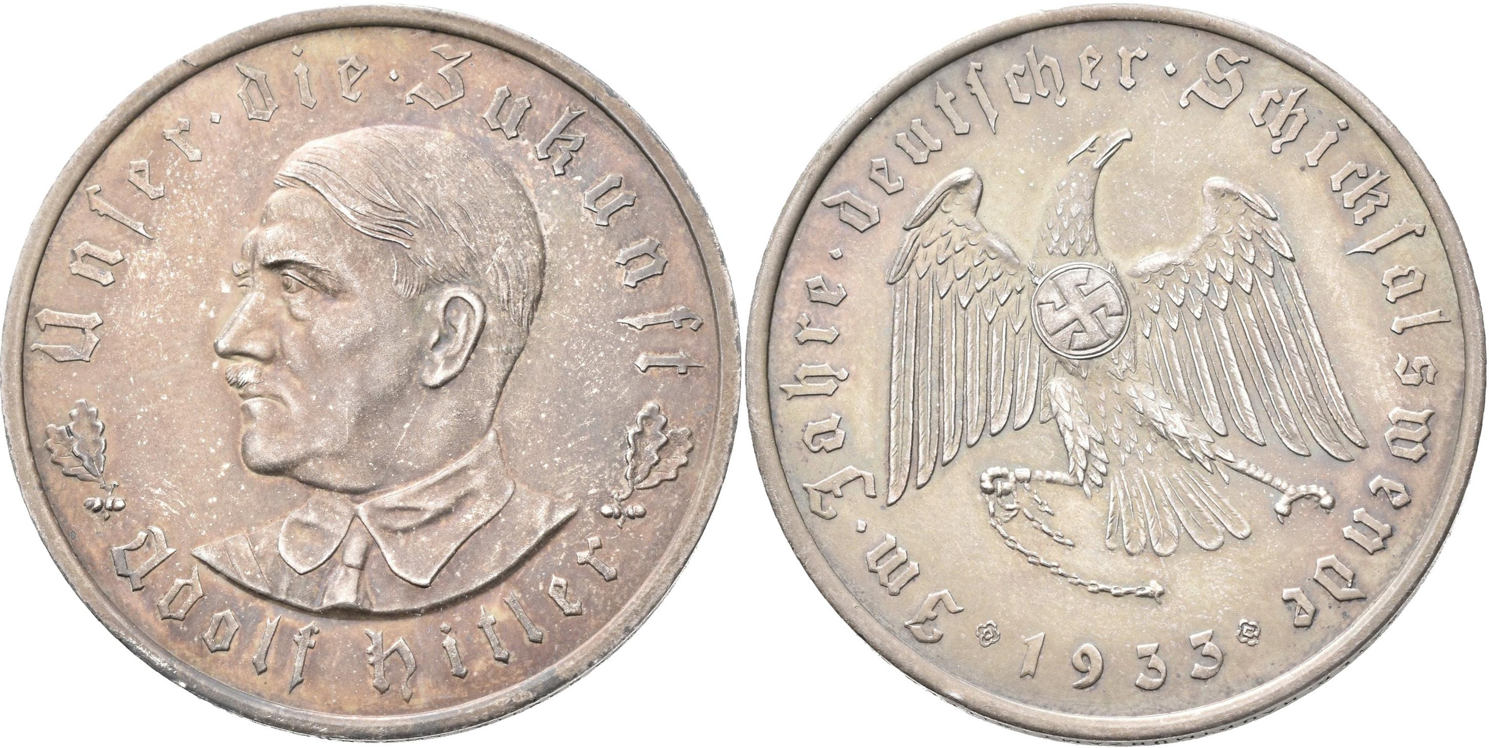 Coinarchives Com Search Results Adolf Hitler
