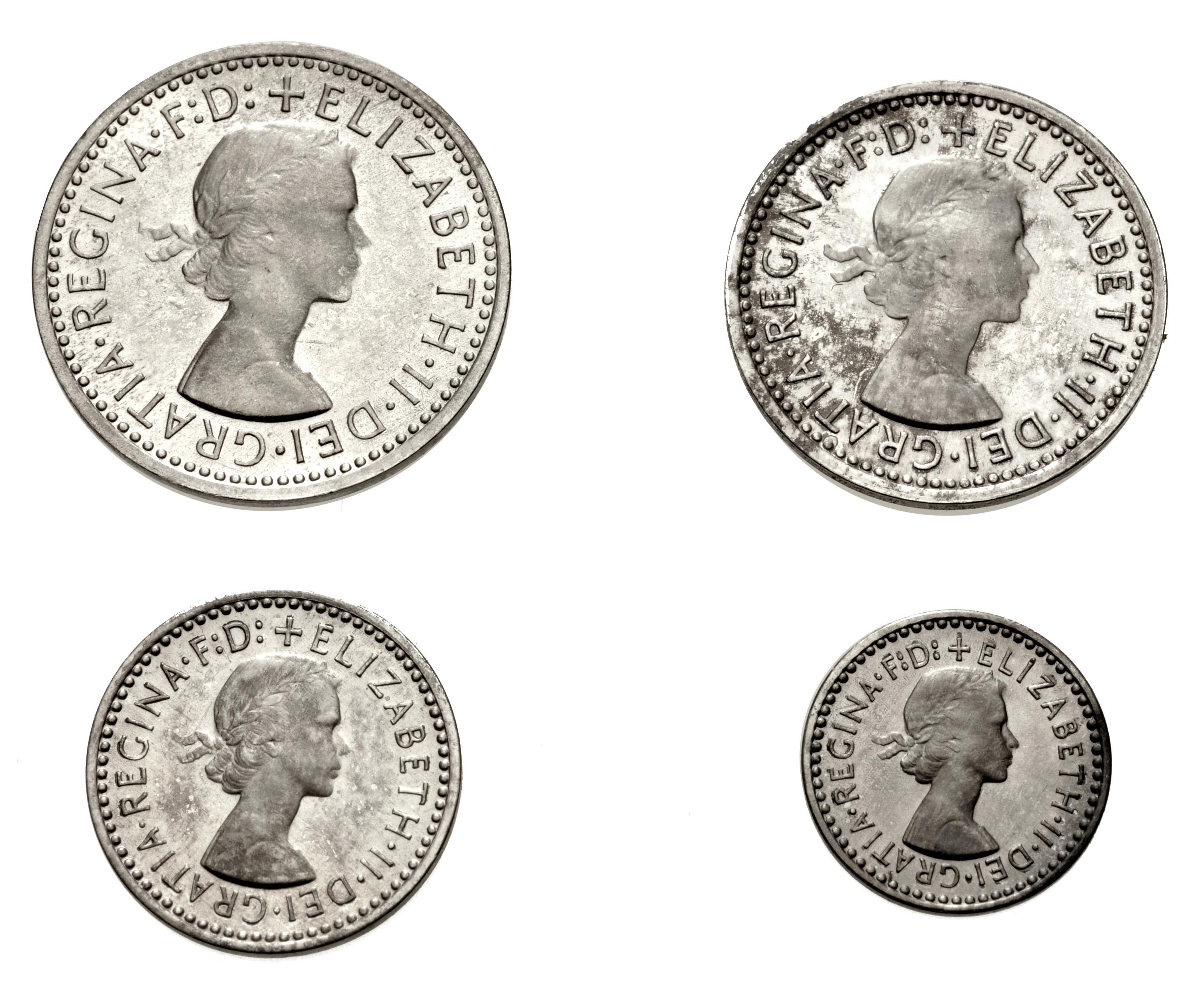 Fiji 1965 1 Penny VF+ KM21