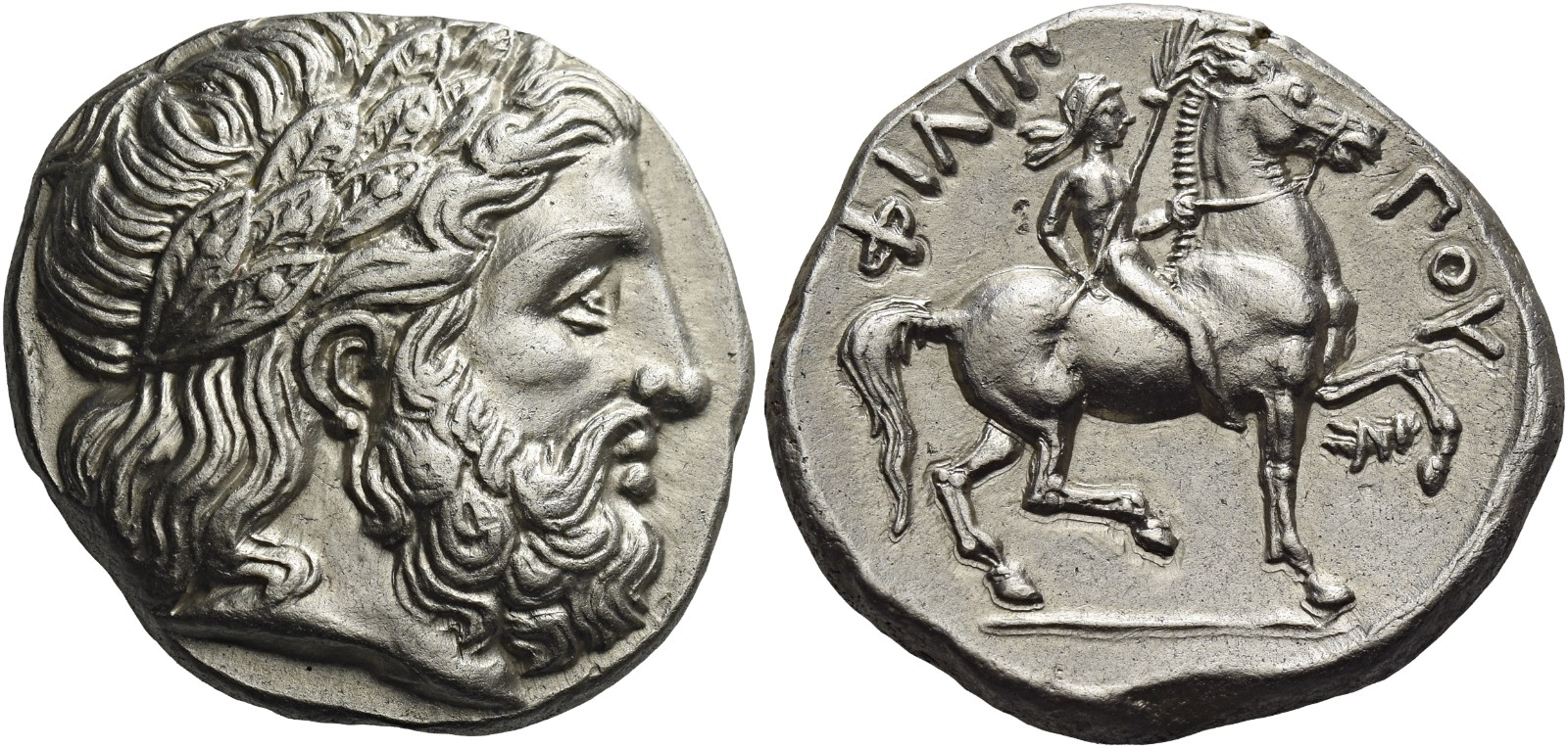 CoinArchives.com Search Results : Macedonia and Philip II