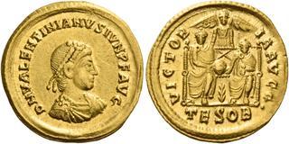 c42 254-268 Ancient Roman Billon Antoninianus Salonina
