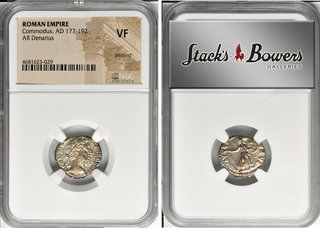 CoinArchives com Search Results : commodus denarius