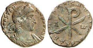 Maiorina Useful Empire Romain Constans - Fel Temp Reparatio Alexandrie 348-350