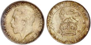 CoinArchives com Search Results : One Penny 1921  George V