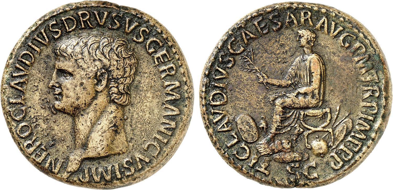 Nomos ag numismatics study