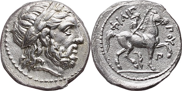 Phillip II – the man